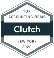 Clutch Top accounting firms NY 2020